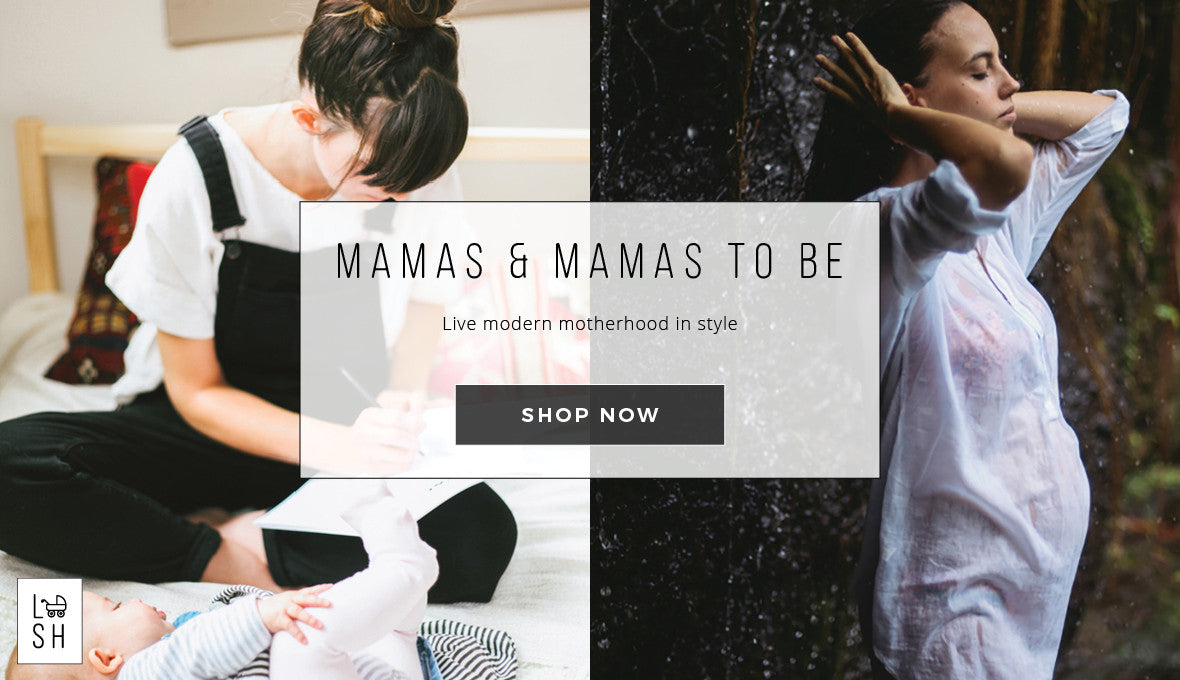 unique, high quality, Stylish Maternity, Baby and Kids brands made by Mums for Mums