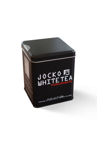 Jocko White Tea Tin