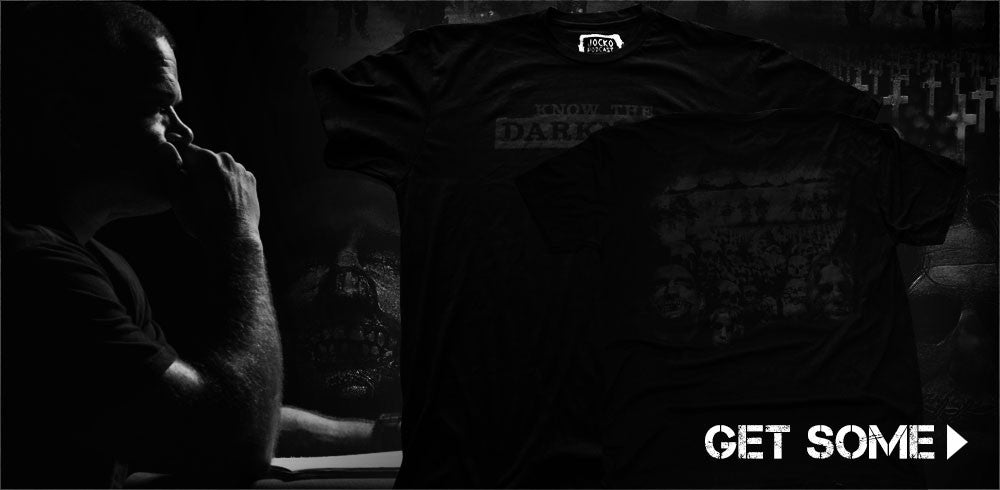 Know The Darkness - Jocko T-Shirt