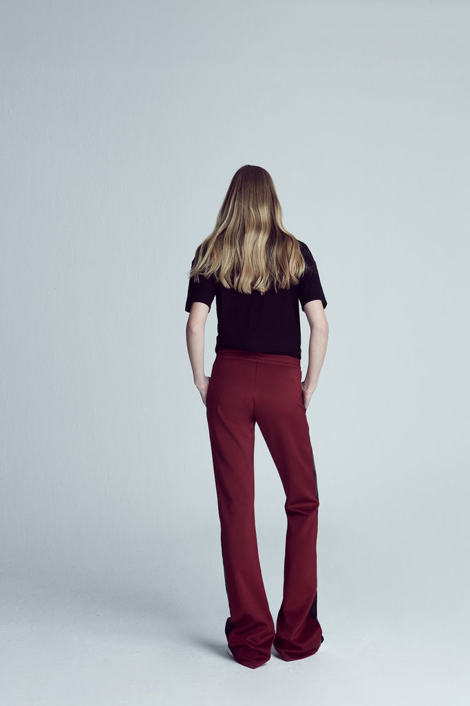 ACTIVE PANT / BURGUNDY