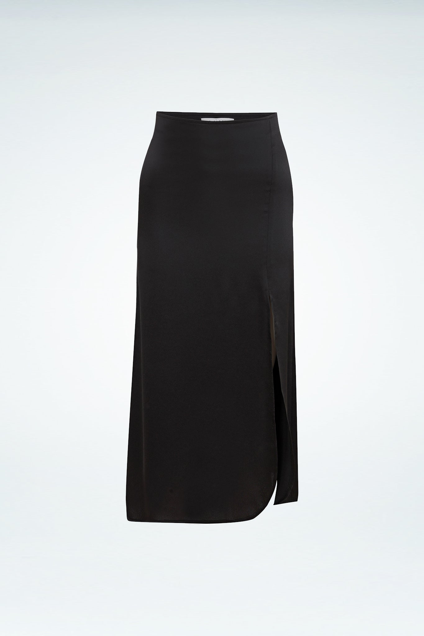 Slit Skirt - Black