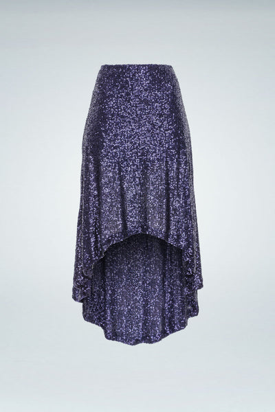 Aisha Skirt - Navy Blue
