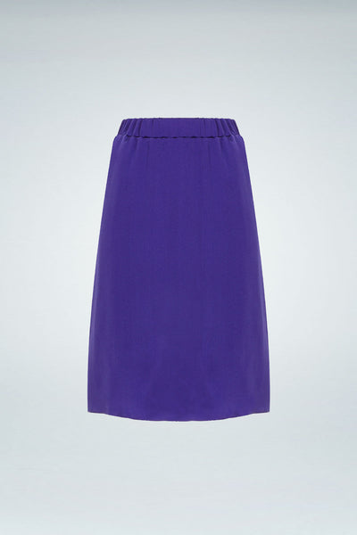 Violet Skirt - Purple