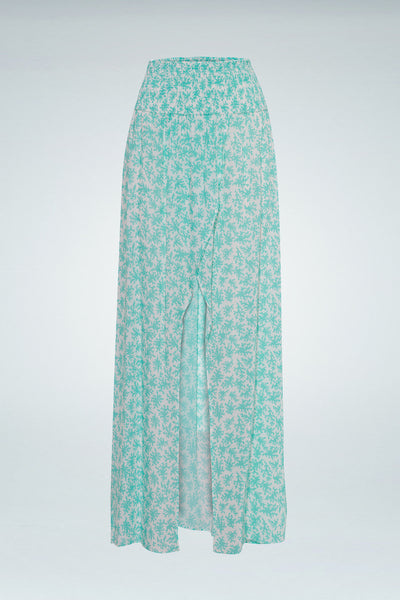Siren Skirt - Water Green