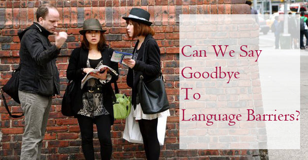 Can We Say Goodbye To Language Barriers? | Portable Translator