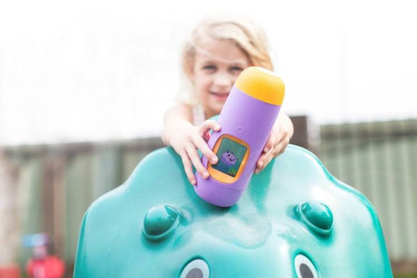 Gululu Interactive Water Bottle for Kids