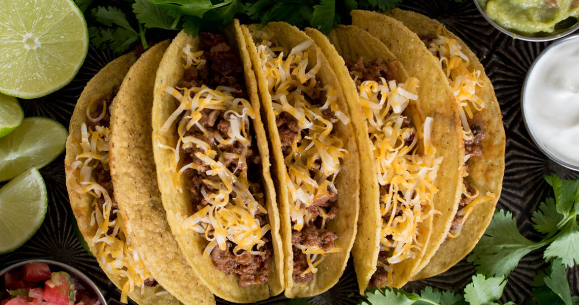 Best-Ever Ground Beef Tacos