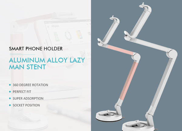 360 Degree Smart Phone Holder - Free Your Hand And Stay Focused