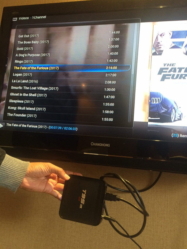 t95m android tv box manual