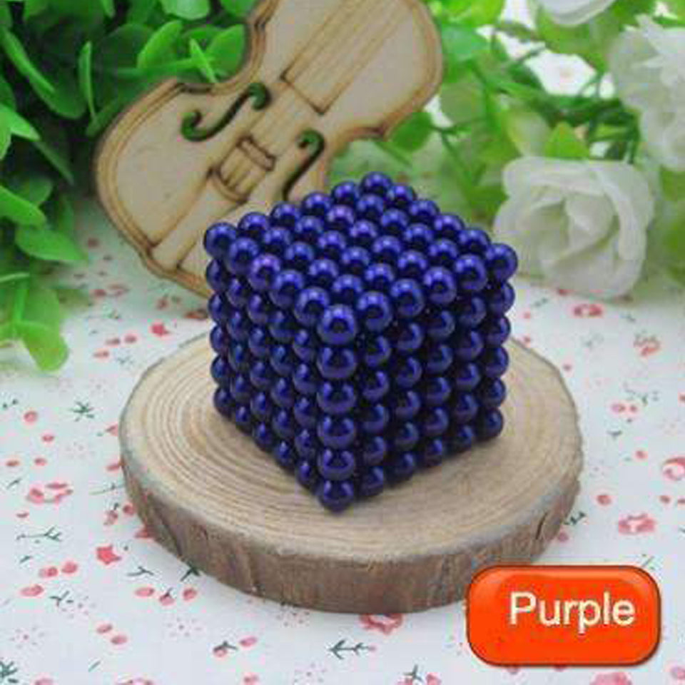 Magic Magnetic Ball Puzzle - So many shapes and tricks!