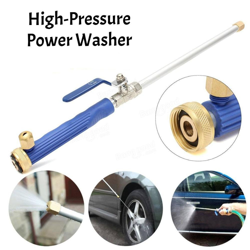 High Pressure Washer - High Power Washer With Water Jet