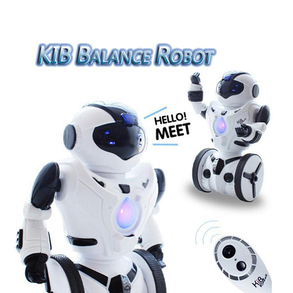 Intelligent RC Robot - JXD KiB Robot Wheelbarrow Dancing Toy
