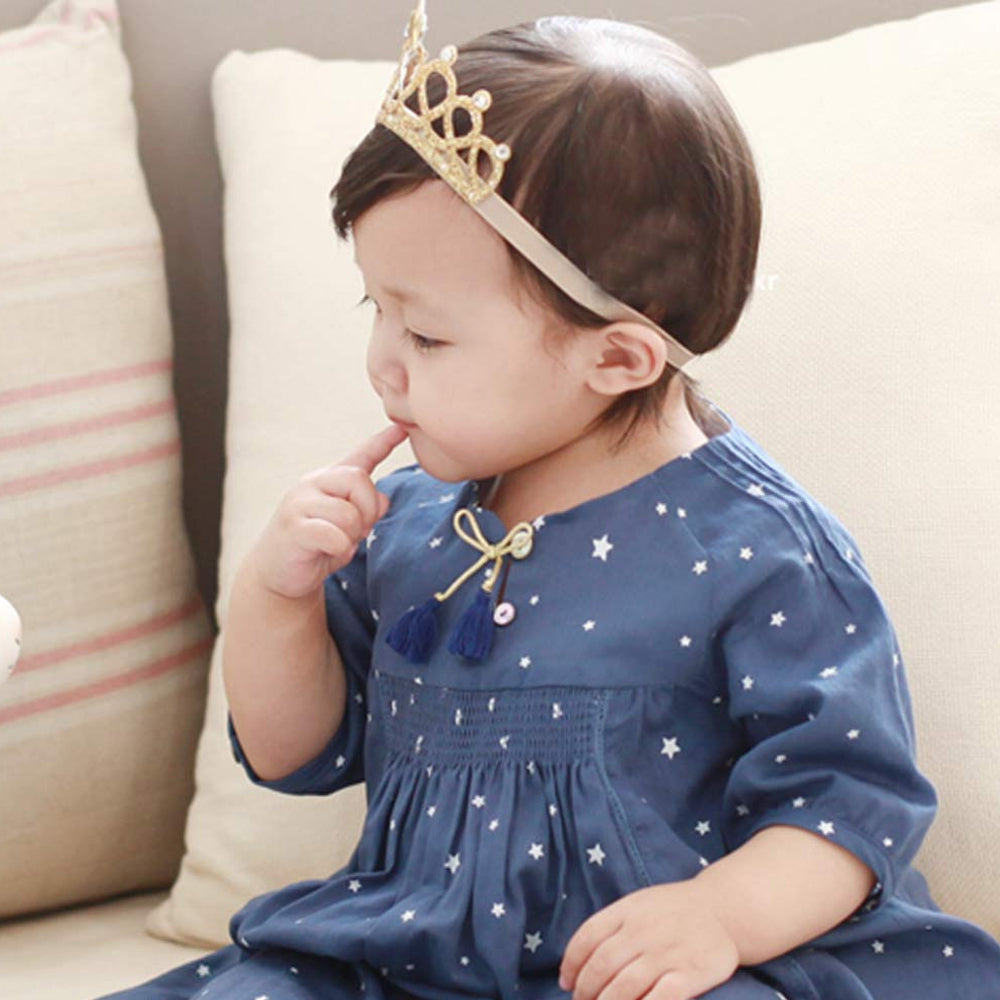 Baby Headband Crown - Make Your Baby Become More Fashionable