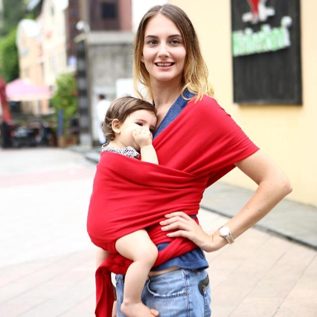 The Ultimate Baby Carrier Specialized Baby Wrap For Infants And