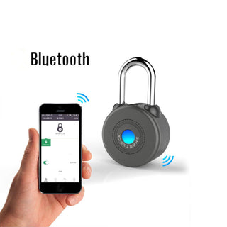 Smart Padlock - Perfect To Protect Home While You're Away!