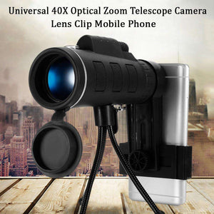 Zoom Lens Camera - Transform Your Phone Into A Professional Quality Camera!