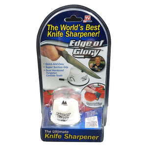 Knife Sharpener - Get Absolutely Perfect Slices Each And Every Time