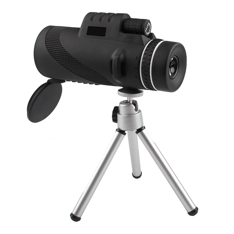 Monocular High Definition Telescope 40x60 - IT ENABLES YOU TO OBSERVE TARGET