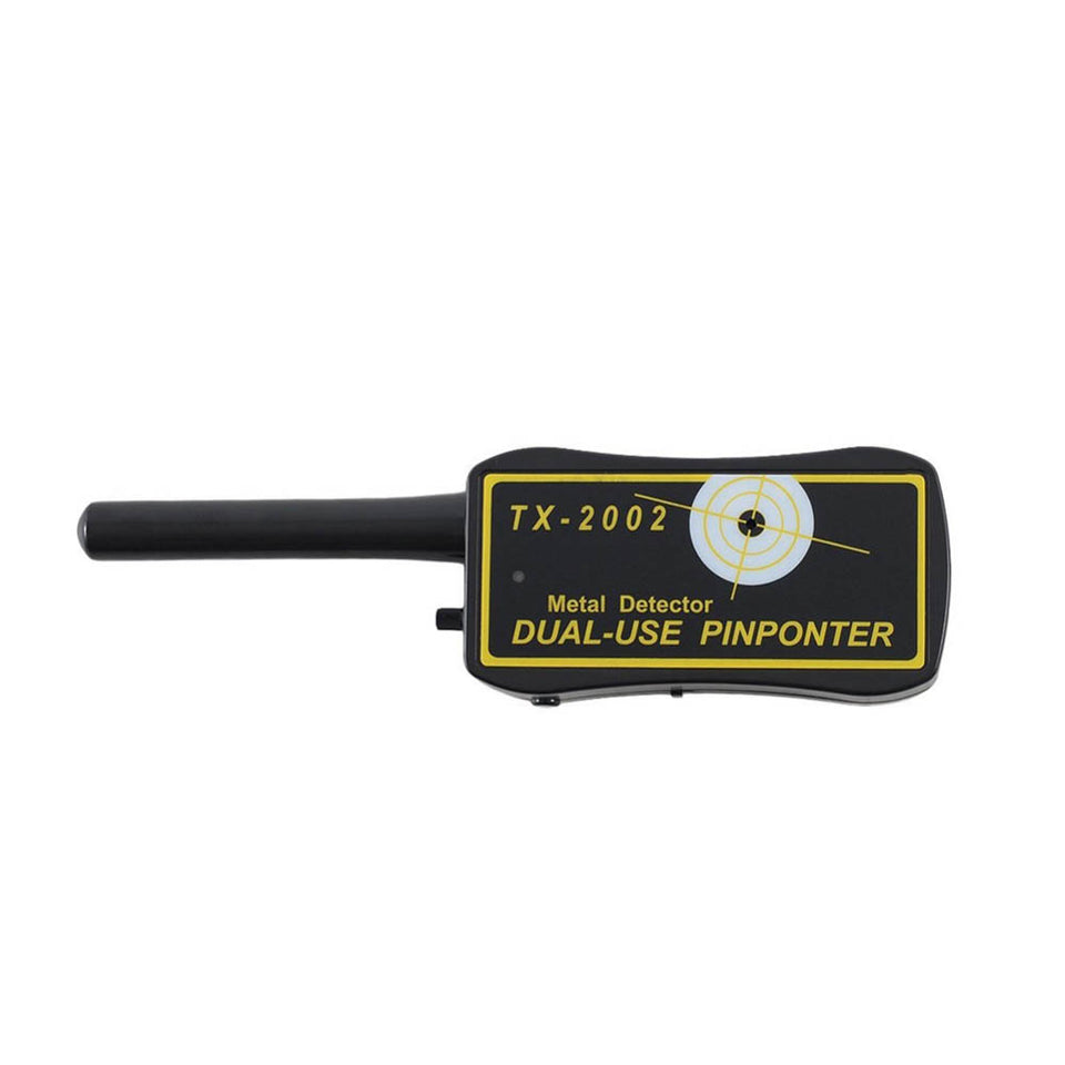 Pro Handheld Metal Detector - A Miniature Version Of A Primary Detector