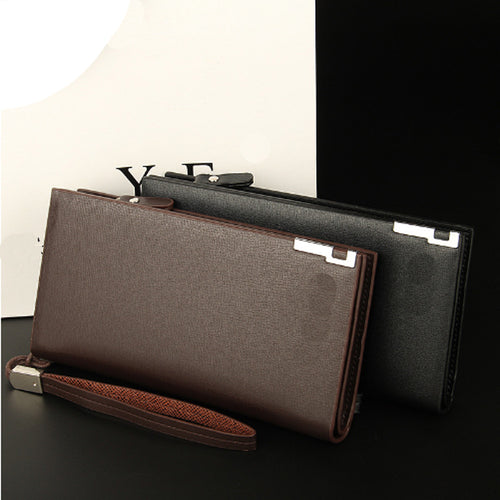 Luxury Famous Brand Wallet - Men Wallet Elegant Fashion