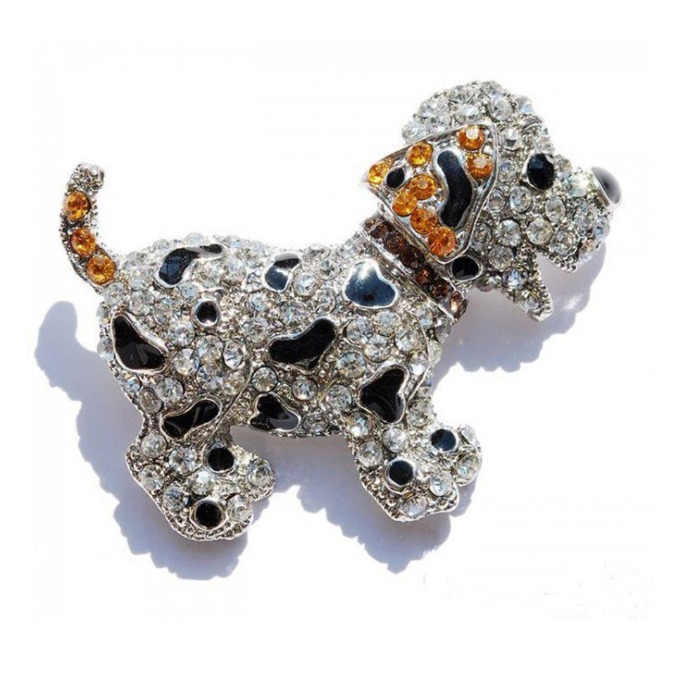 Dog Brooches - Show Your Love Animals!