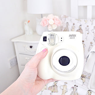 Instax Mini 8 Camera - Brings Instant Photos For Your Daily Enjoyment