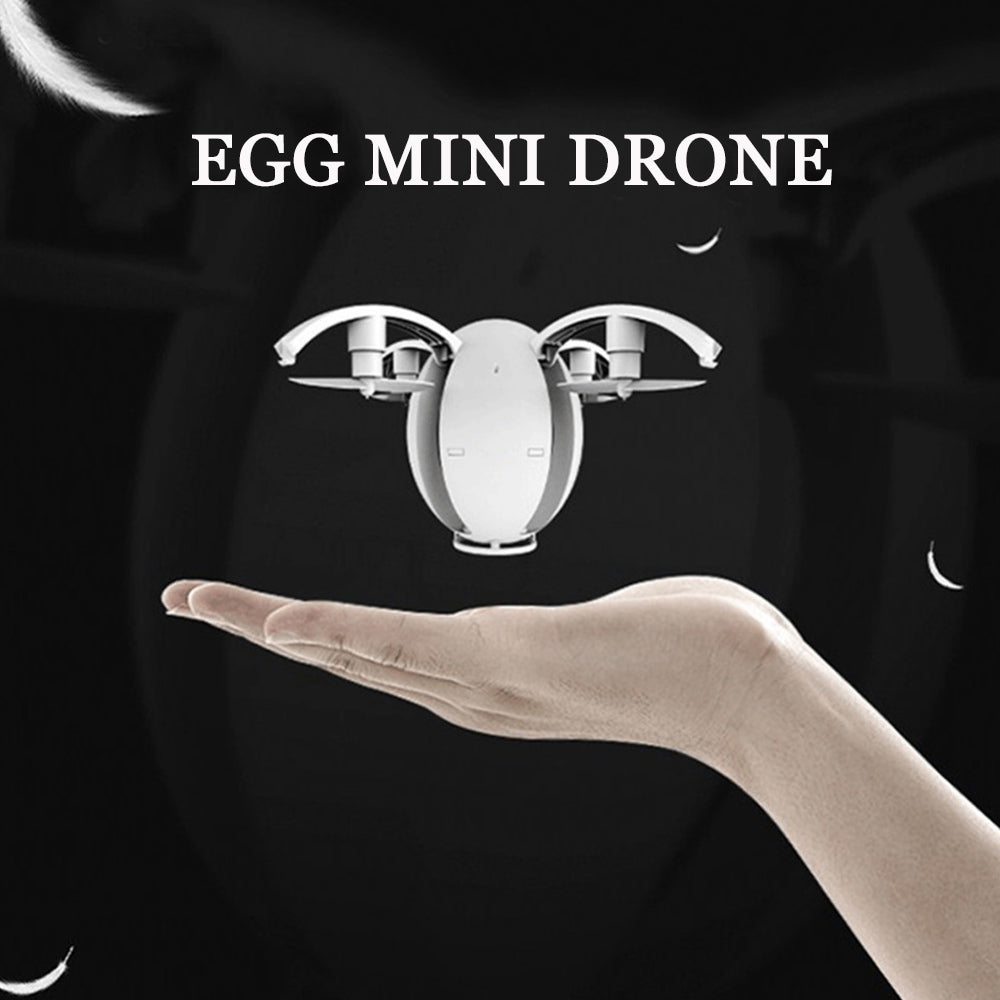 Egg Mini Drone - Axis Gyro Quadcopter Egg Drone!