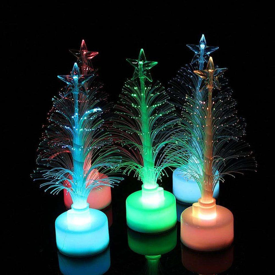 Xmas Tree Color Changing LED - Beautiful Decorating Ideas When Celebrating Christmas