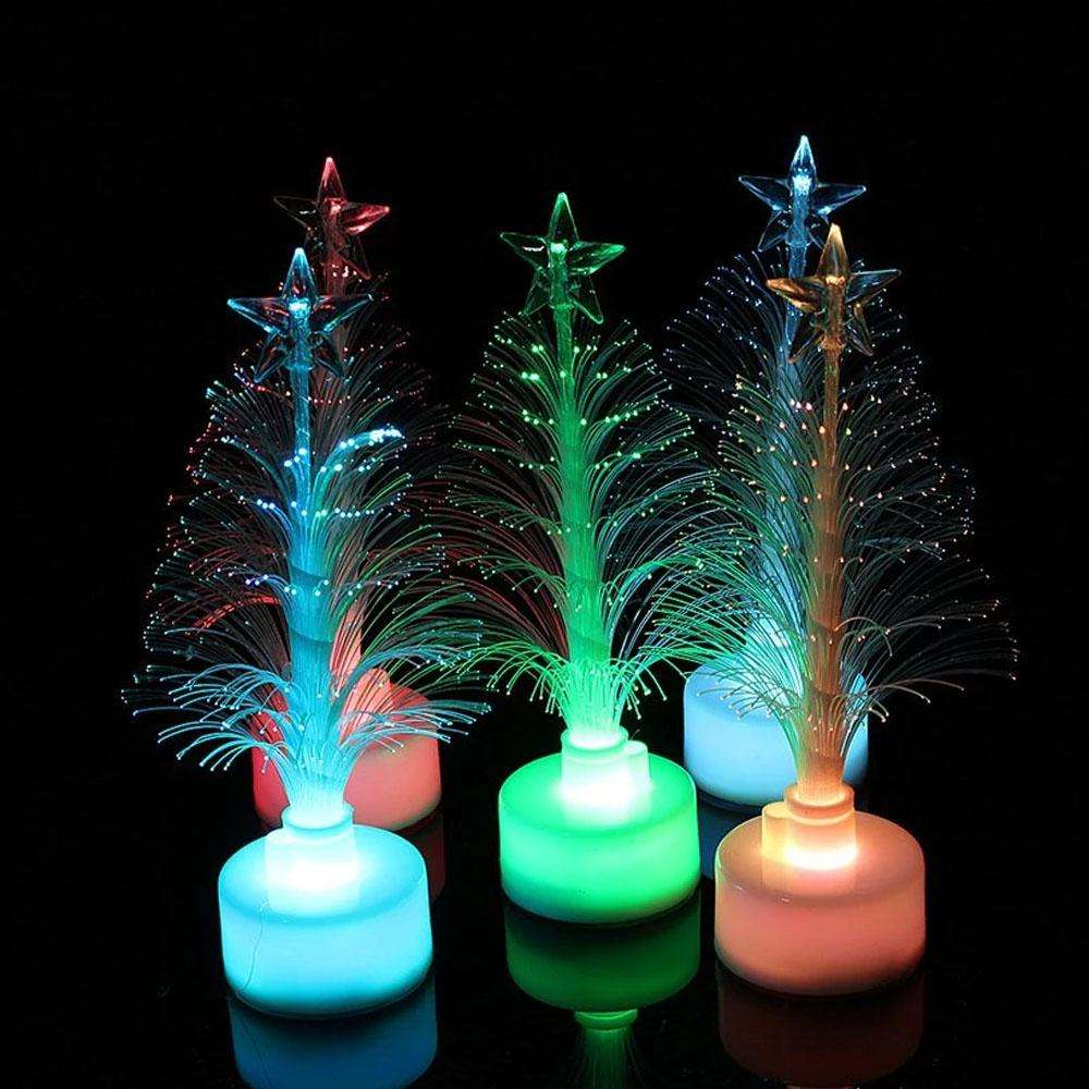 5pcs Xmas Tree Color Changing LED - Beautiful Decorating Ideas When Celebrating Christmas Special Black Friday