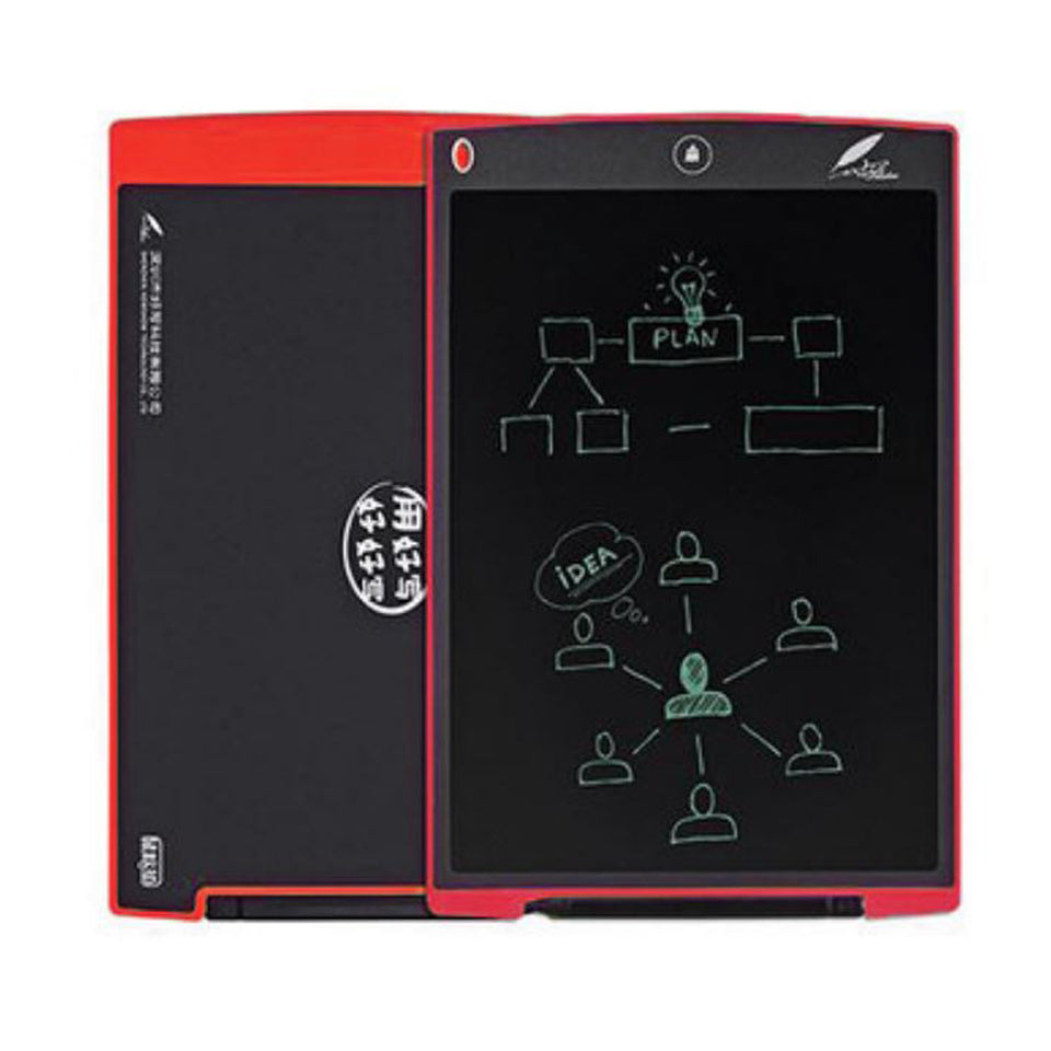 Magic LCD Drawing Tablet - Perfection Drawing Without Using Crayons Or Markers