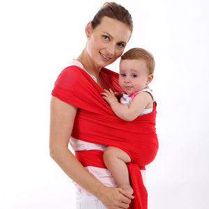 THE ULTIMATE BABY CARRIER - Specialized Baby Wrap for Infants and Newborns