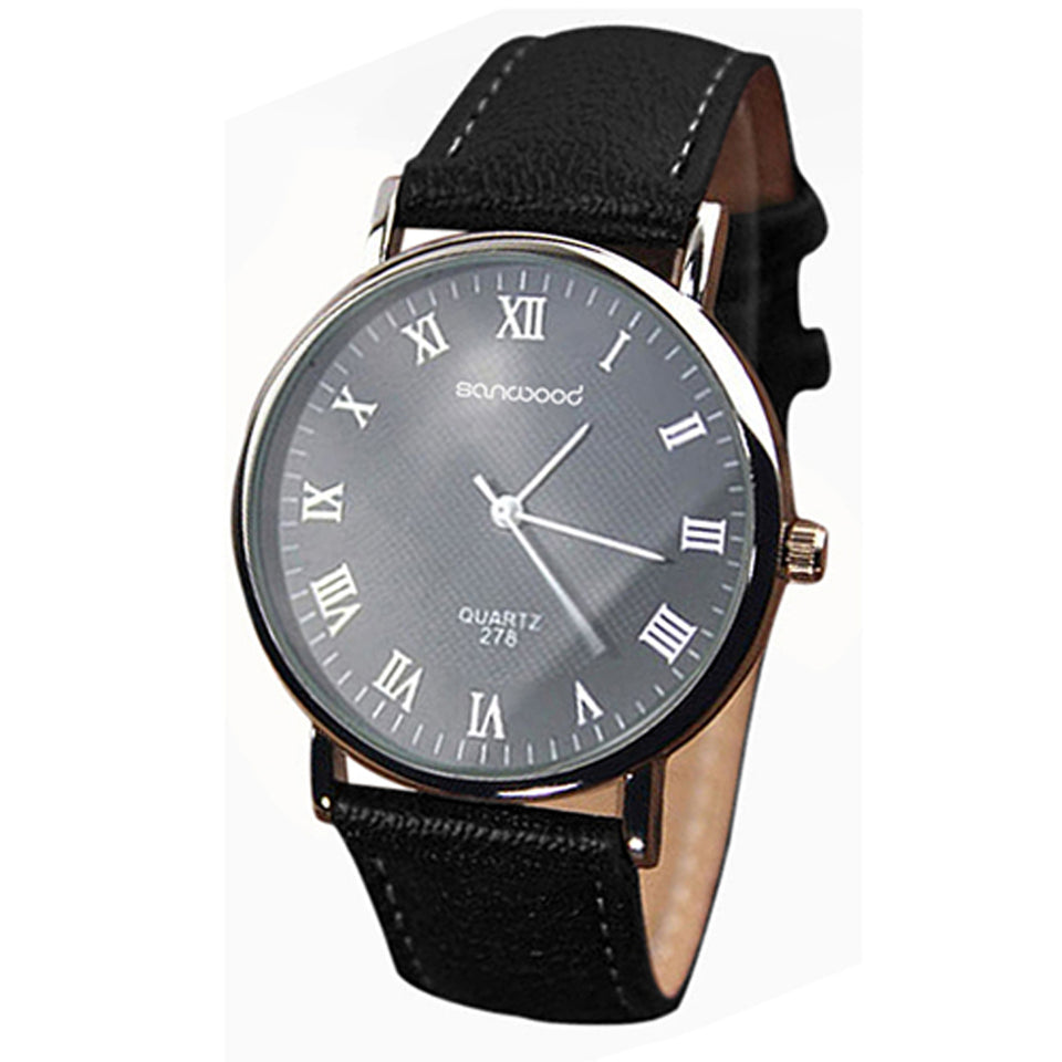 Luxury Men's Quartz Watch