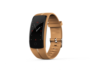 Heart Rate Monitor Fitness Bracelet - More Comfortable Smartwatch