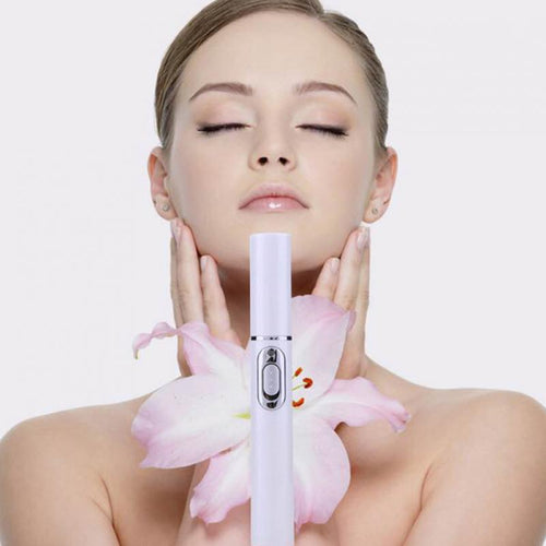 Acne Laser Pen -  Light Therapy to Target and Treat Breakouts Quickly!