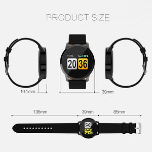 FASHION SMARTWATCH - CHOOSE YOUR STYLISH STRAP BAND