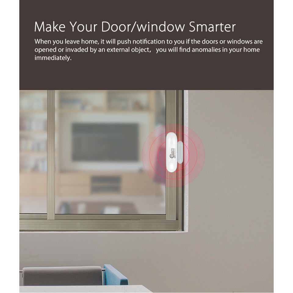 SMART HOME AUTOMATION DOOR/WINDOW SENSOR