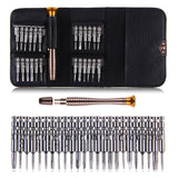 25-IN-1 PRECISION SCREWDRIVER TOOLS SET