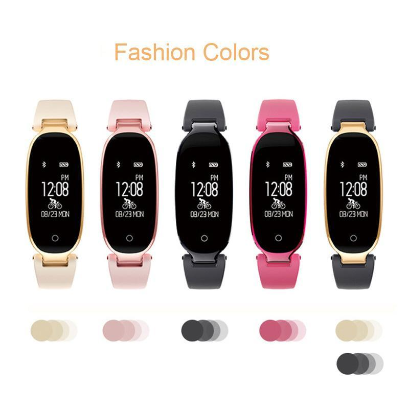 Smartwatch Fitness Tracker - The Top Smart Watches For Women!