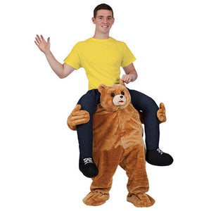 Unique Mascot Carry Me - Funny Costumes For Any Party Event