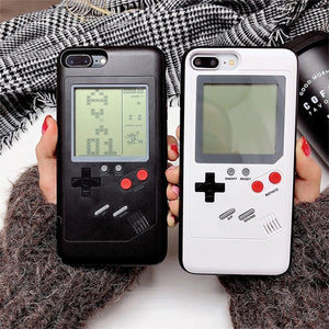 Game Console Cover for iPhone 6-6s-Plus 7-8-Plus iPhone X Gameboy