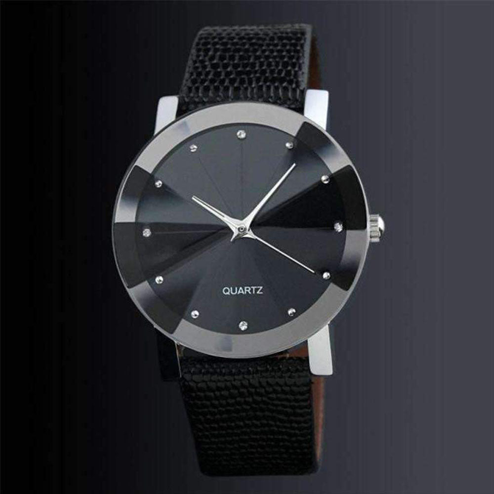 Stainless Steel Watch Leather - Perfect Watch for Your Luxurious Looks