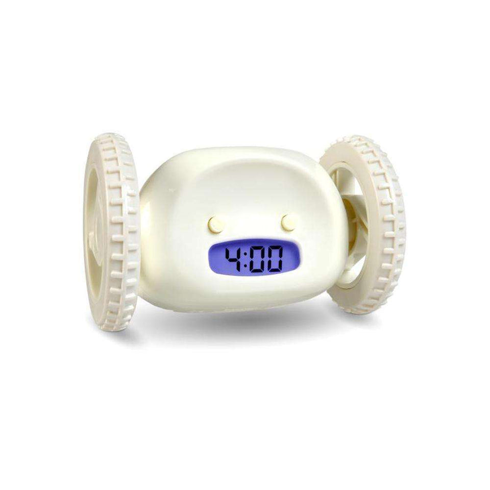 Alarm Clocks - CLOCKY - Runaway Clock Alarm To Get You Out Of Bed!