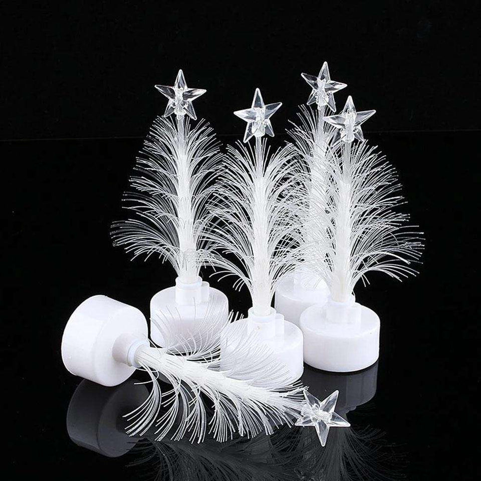 5pcs Xmas Tree Color Changing LED - Beautiful Decorating Ideas When Celebrating Christmas