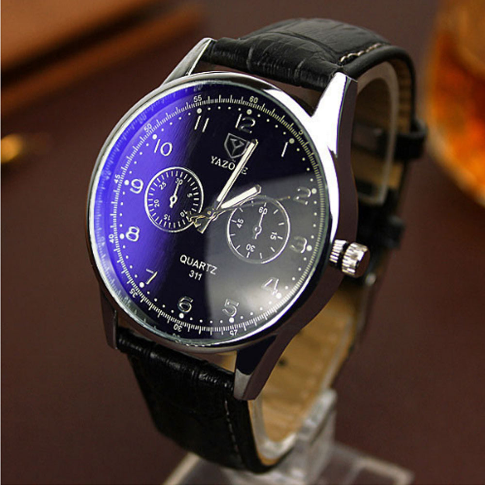 Mens Watches Leather Bands - Best Watch For Your Style