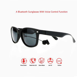 Outdoor Bluetooth Sunglasses - Gives You Comfort While Driving!