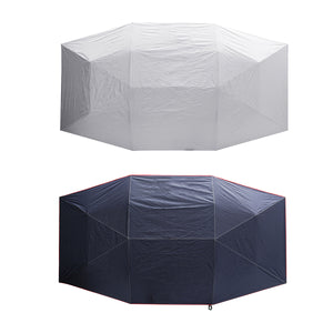 Ultimate Umbrella Outdoor Universal 4 Season Protection Anti UV Tent for Any Car