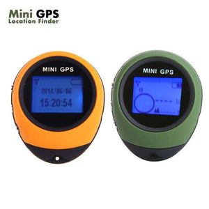 Compass - Mini GPS - The Amazing Guider For Wild Explorers
