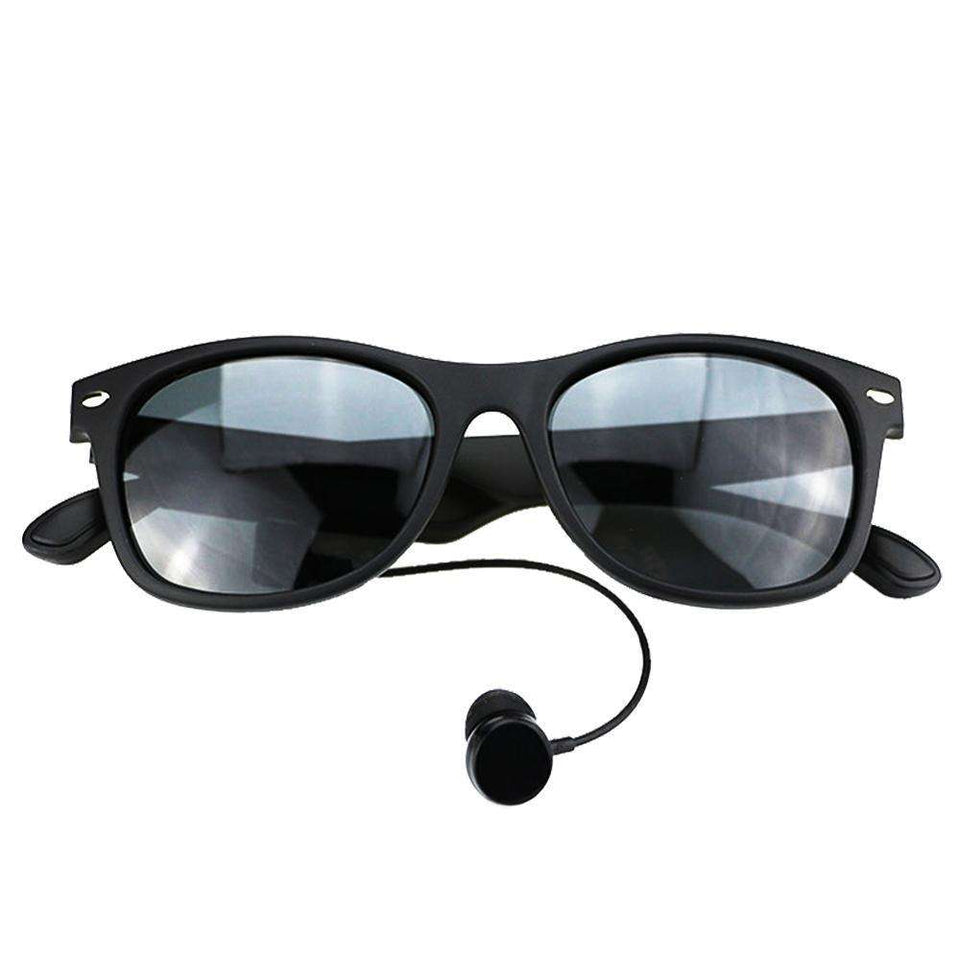 Earphones & Headphones - Outdoor Bluetooth Sunglasses - Gives You Comfort While Driving!
