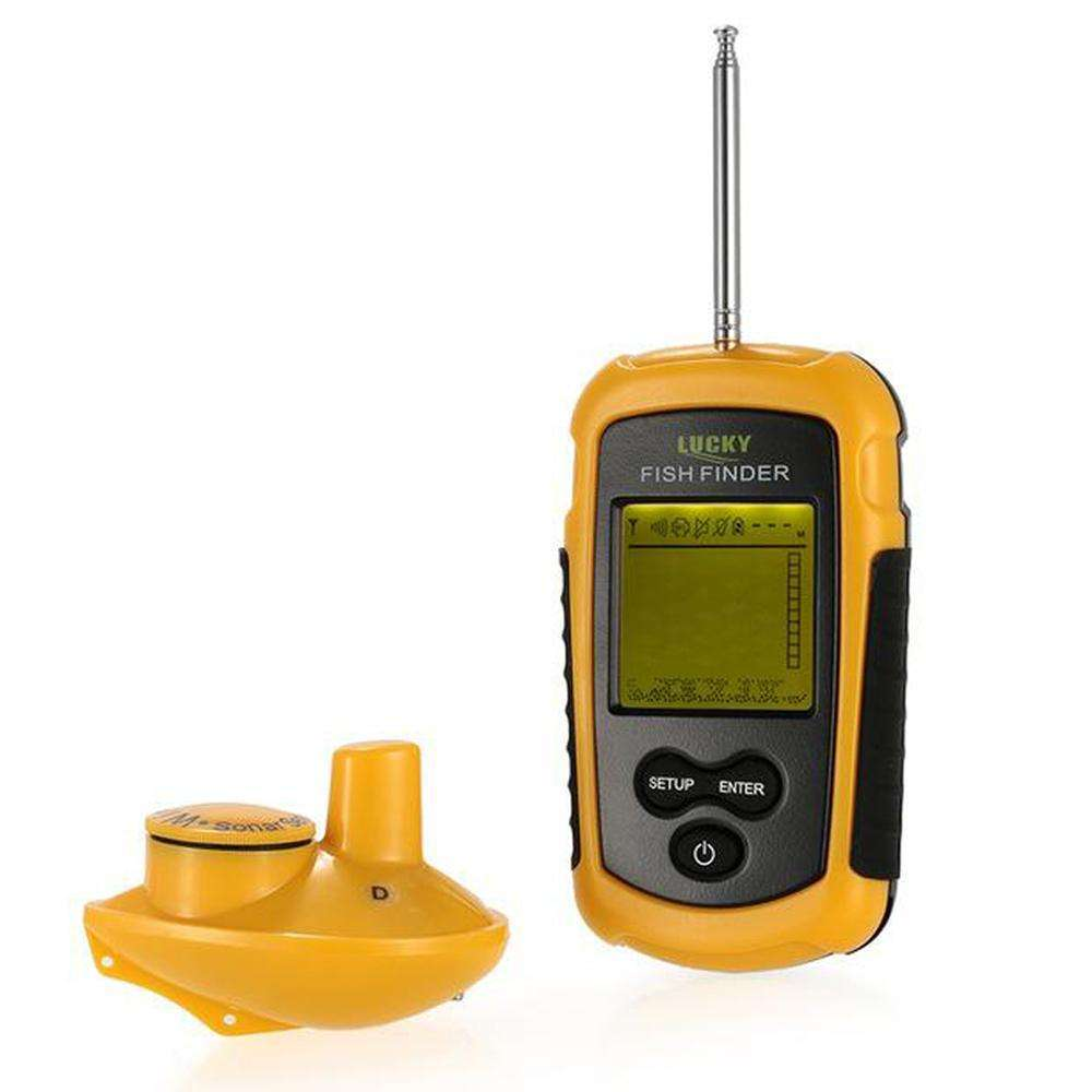 Fish Finders - Wireless Fish Finder - Find Fish Easily