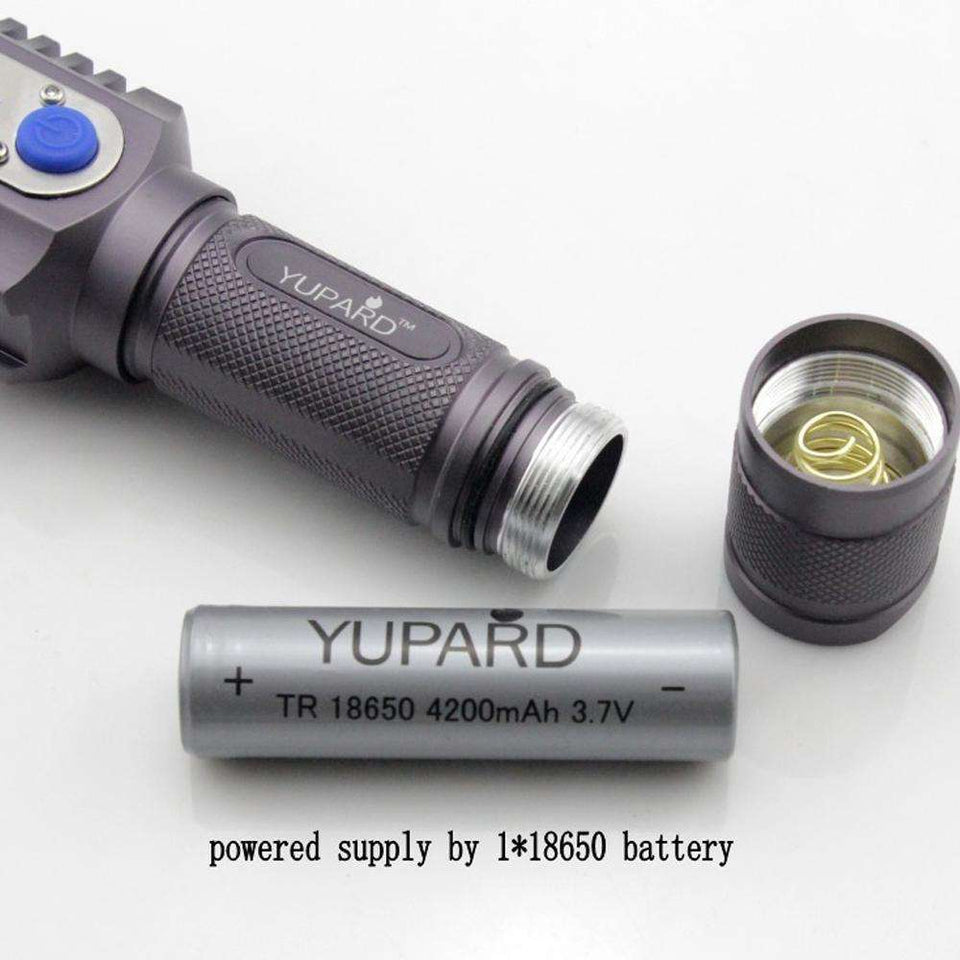Flashlights & Torches - Flashlight With Power Bank - Unique Torch With Mobile Charger